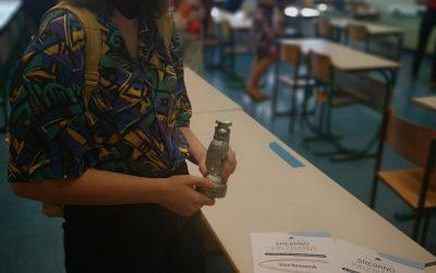 54. Srečanje mladih raziskovalcev Slovenije 2020