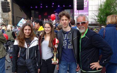 Naj športna šola v Mariboru v letu 2018