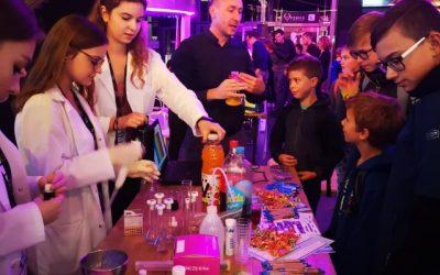 Festival znanosti v Mariboxu in hotel Transilvanija v Europarku