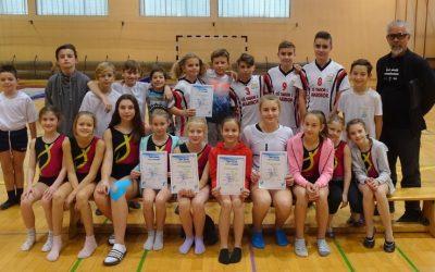 Akrobatika –  polfinale državnega prvenstva