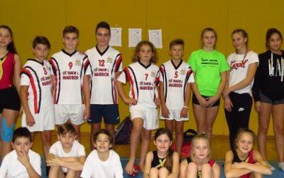 Finale državnega prvenstva akrobatike v Brežicah